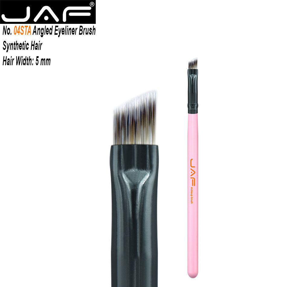 synthetic hair professional makeup brushes eye brow make up