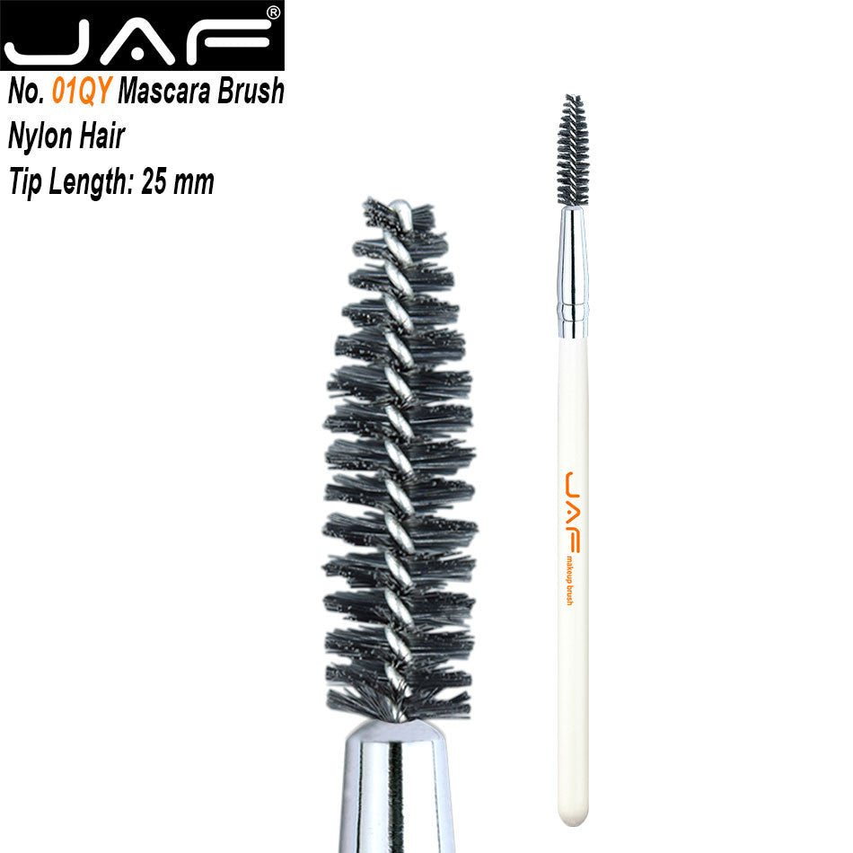 New Multifunction 1Pc Beauty Spiral Eyelash Mascara Eyebrow Brush Pen Cosmetic Tool Makeup Brush 01QY p3043WhiteBuy mate
