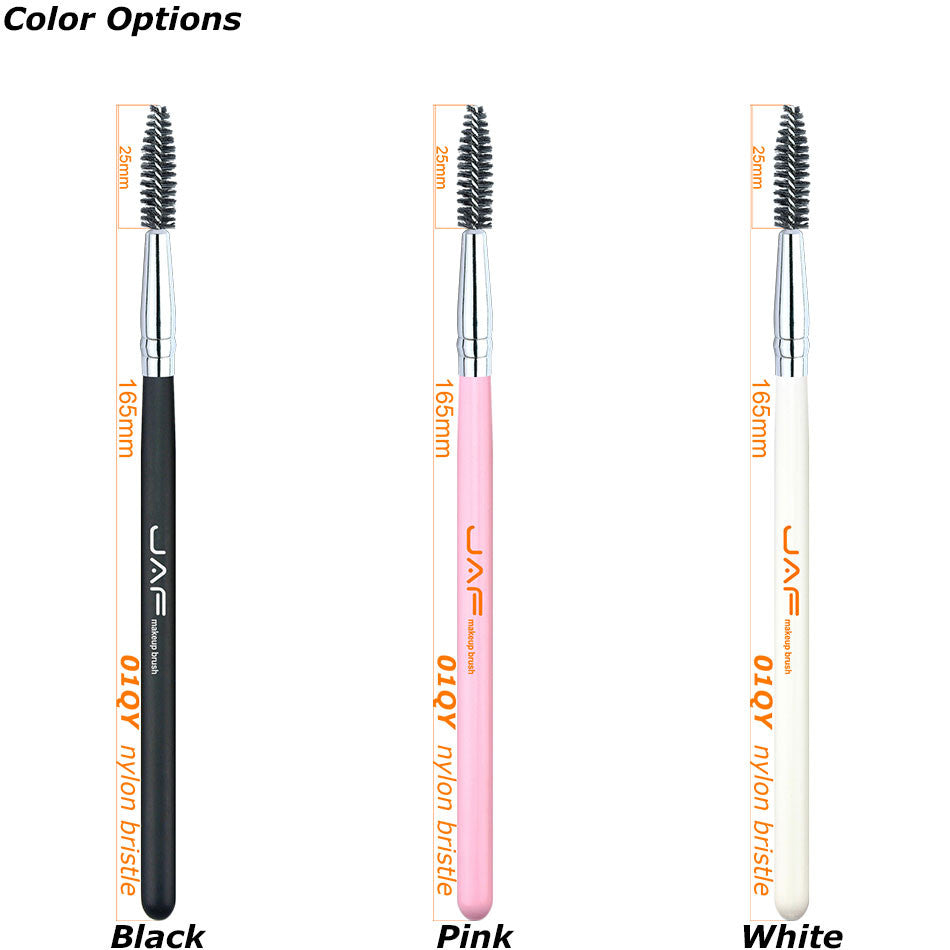 New Multifunction 1Pc Beauty Spiral Eyelash Mascara Eyebrow Brush Pen Cosmetic Tool Makeup Brush 01QY p3043Buy mate