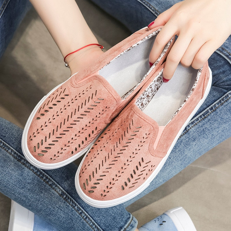 Fashion Casual Shoes Women Tenis Feminino Comfortable Ladies