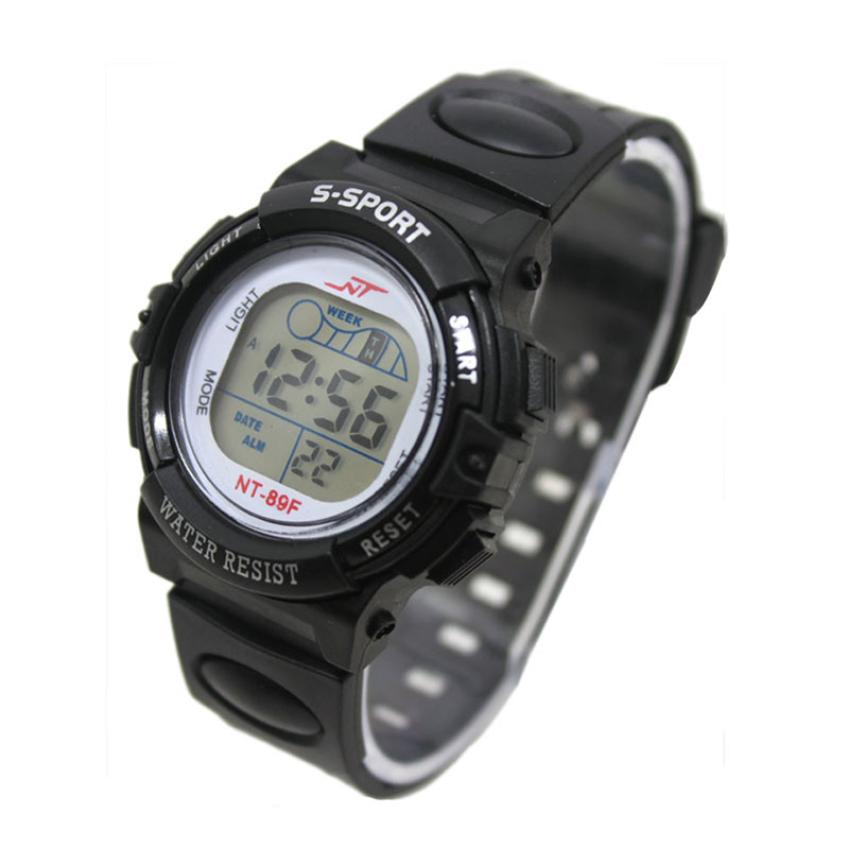 relogio masculino Boy Girl Alarm Date Digital Multifunction Sport LED Light W Watches Reloj  Horas  Dropship p3950Buy mate