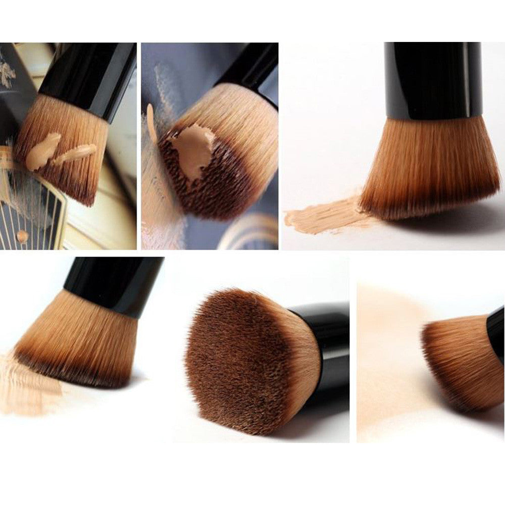 Foundation Facial  Brush Professional Cosmetic Brushes Tools Beauty