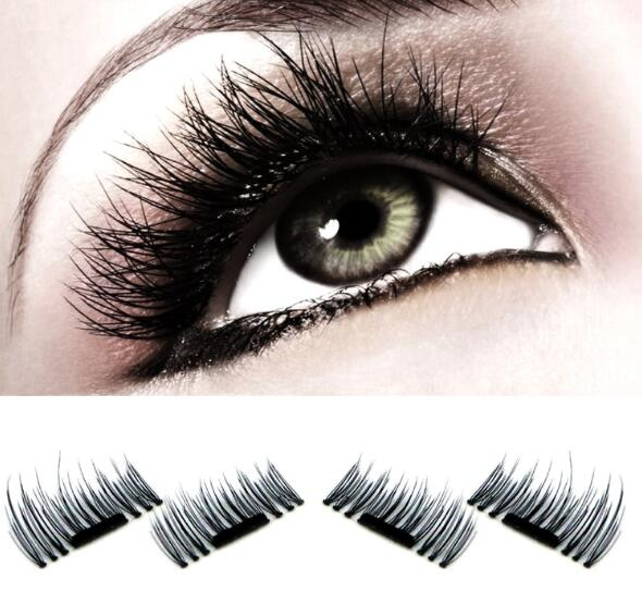 Magnetic Eyelashes Extension Eye Beauty Makeup Set  Magnetic Eyelashes Dropship False Eyelashes p3552