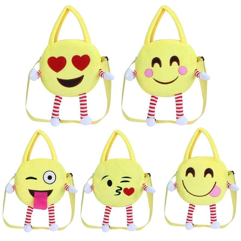 Lovely Plush School Backpack Doll Kindergarten Kids Children Girls School Bag p2658