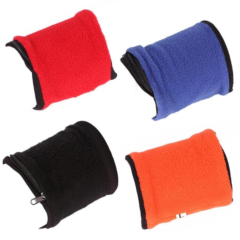Zipper Cycling Wrist Wallet Pouch Running Sport Wallet Arm Band