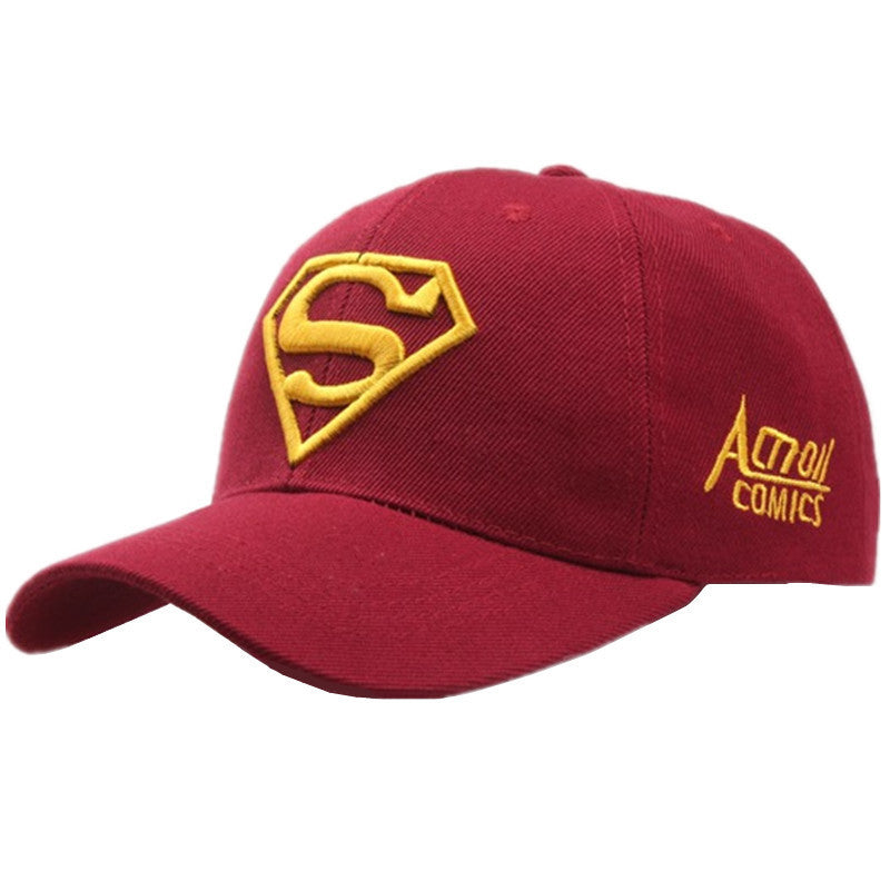 Superman Trucker Cap Snapback Baseball Caps Dad Hats For Women Men Hip Hop Hat Summer Fashion Cotton Sun Hat p3878