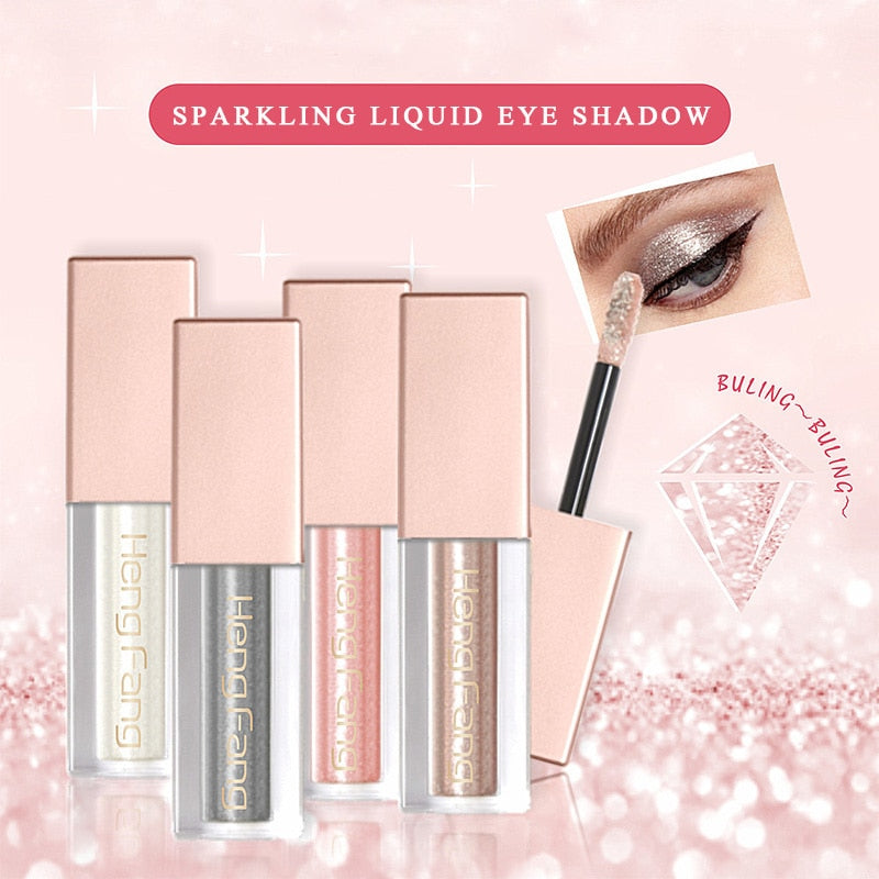 Cosmetics Makeup Liquid Eyeshadow Glitter Shimmer Eye Shadow Long Lasting Metallic Pigment Eye Liner Pencil Make Up p3221Buy mate