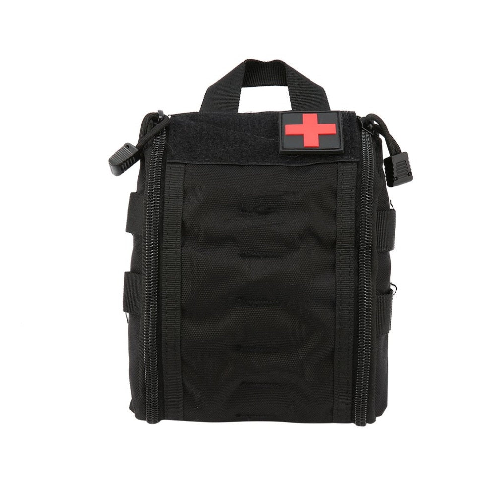 New Outdoor Portable First Aid Bag Tactical Medical Case