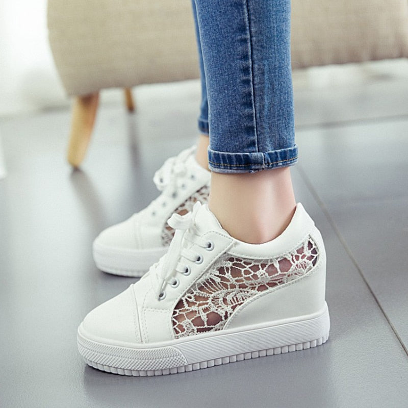 Canvas Shoes Women Sneakers Tenis Feminino Comfortable Ladies