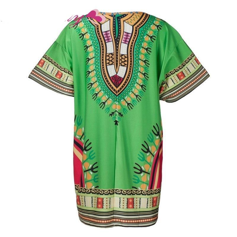 Ethnic Dress Women Africa Dashiki Shirt Kaftan Boho Hippie Gypsy Festival Tops p0531Buy mate