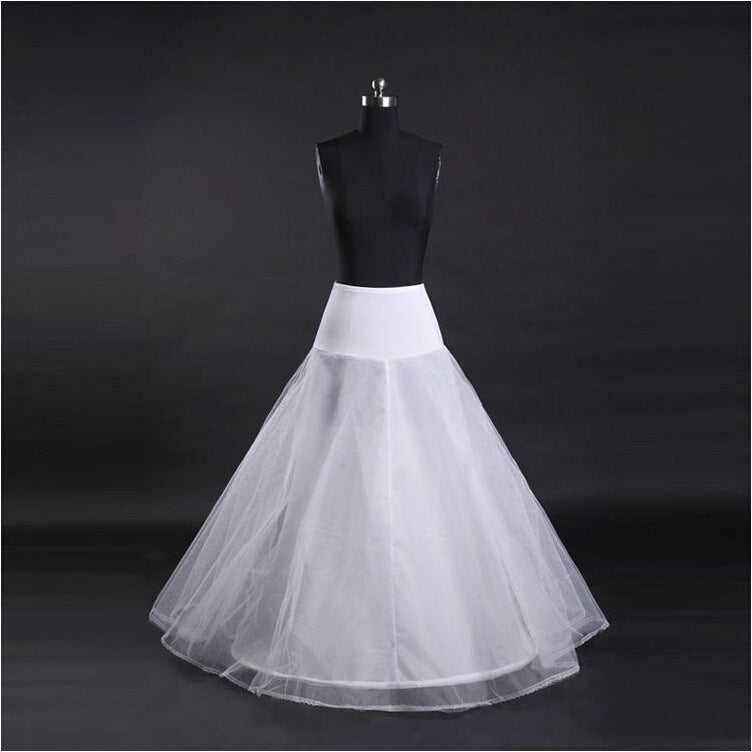 High Wedding Bridal Petticoat Underskirt Crinoline