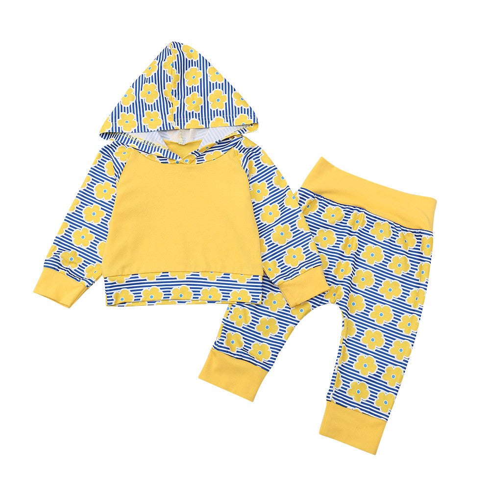 Infant Clothing Set Winter 2Pcs Going Home Newborn Boy Outfits p2592