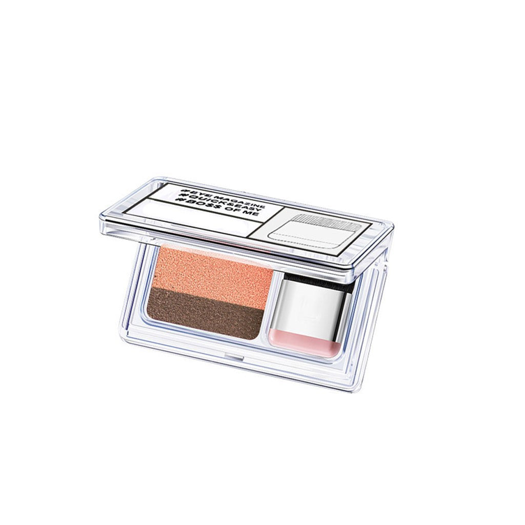 Eyeshadow Gradual Change Eyeshadow Makeup Cosmetics with Brush p3245camel color / one sizeBuy mate