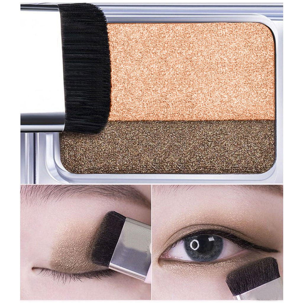Eyeshadow Gradual Change Eyeshadow Makeup Cosmetics with Brush p3245Buy mate