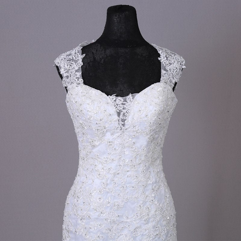 ee825c4b2 Open Back Sexy Chpel Train New Coming Lace Vestido De Novia Bridal Gown Boda  Online Shop China p3424