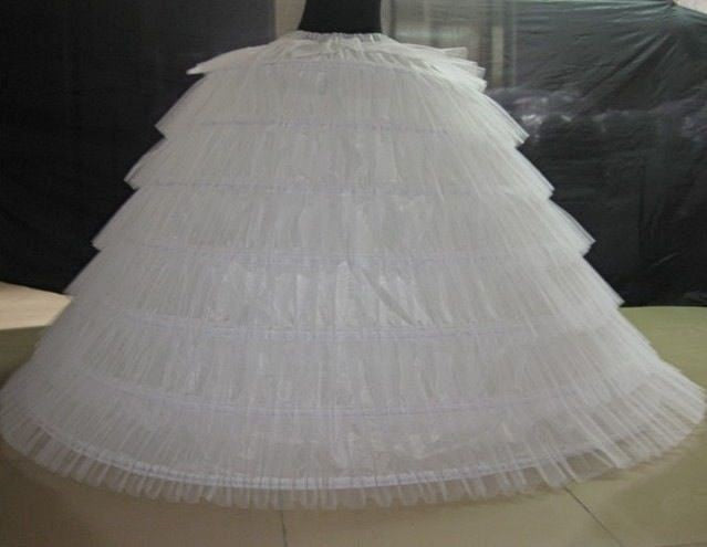 New High Quality Petticoat Ball Gown For Bridal Dresses Wedding Accessory Underskirt p3458Buy mate