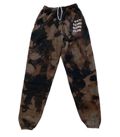 BLEACH DYED SWEATS