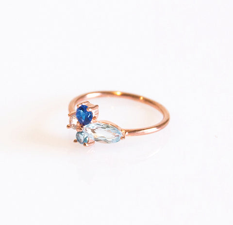 Small Cluster Ring