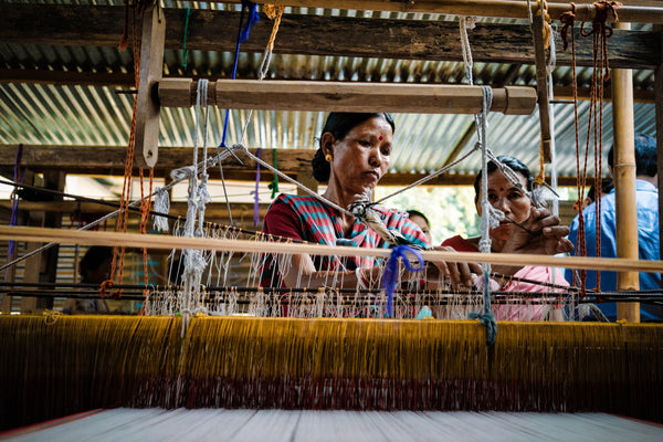 The Beauty Behind The Ever Present Handlooms