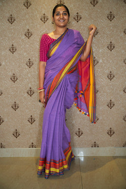 Khadi Saree - Indianloom