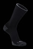 M2O Merino Wool Crew Compression Sock - Black/Grey - M2O Industries