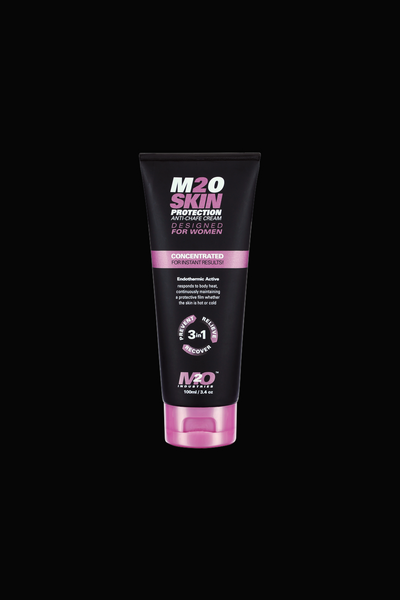 M2O Women's  3 In 1 Anti-Chafe Cream, 100ml / 3.4oz - M2O Industries
