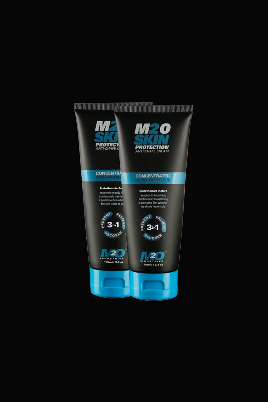 M2O 3 in 1 Anti-Chafing Cream 2 Pack - M2O Industries