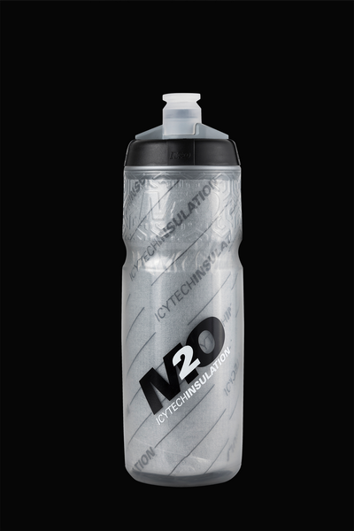 M2O Pilot Insulated, 620ml, Smoke/Black - M2O Industries