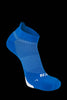 M2O Active Range Diamond Ankle Sock - Blue - M2O Industries