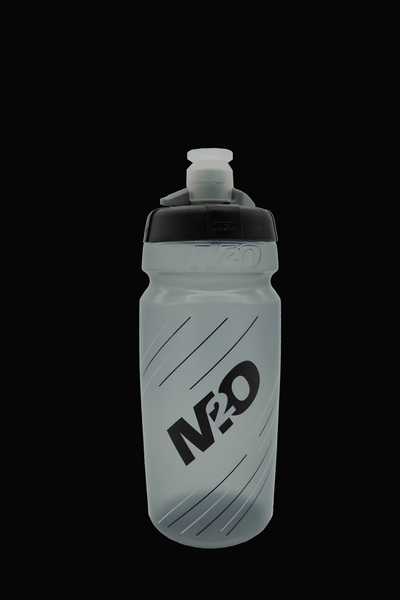 M2O Pilot Water Bottle, 620ml, Smoke - M2O Industries