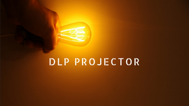 What is a DLP projector?