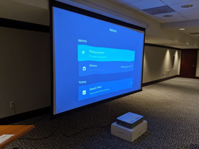 Working Principles of Different Projectors