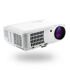 Theater 804 | 2500 Lumens Native 720P HD Home Cinema Projector