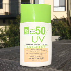 50 SPF Oil Control UV Protection (Tinted Complexion)