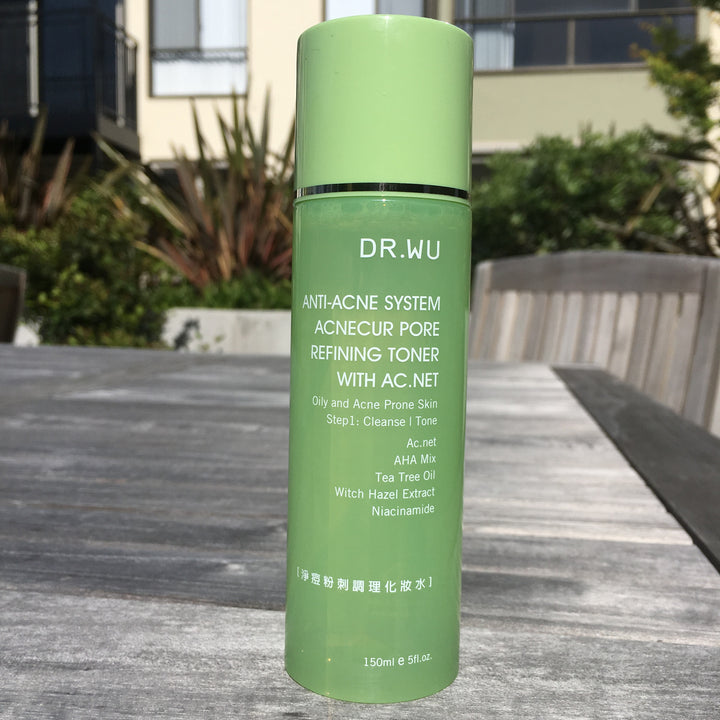 Acnecur Pore Refining Toner With Ac.Net