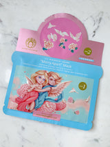 maskingdom merry apart i wish 2 step sheet mask