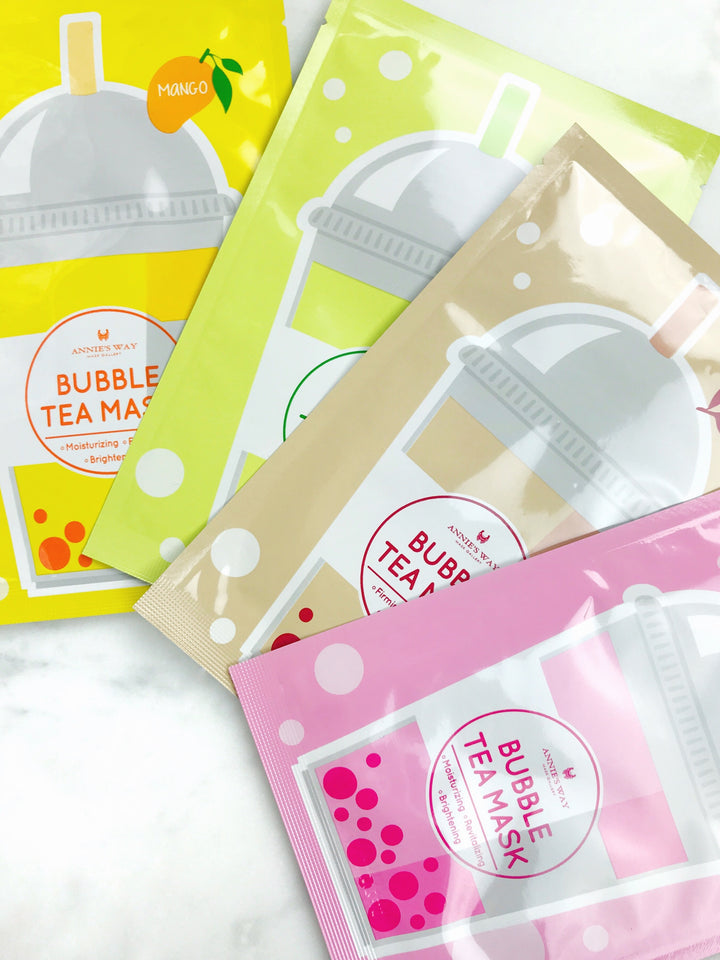 Annie's Way Bubble Tea Tea-tox Sampler Set