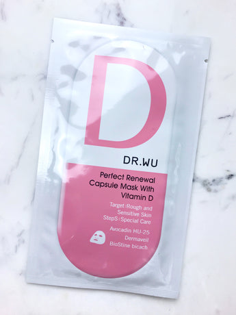 Perfect Renewal Capsule Mask