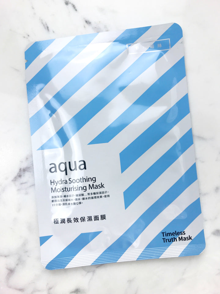 Aqua Hydra Soothing Moist Mask