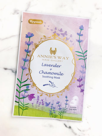Lavender + Chamomile Soothing Mask