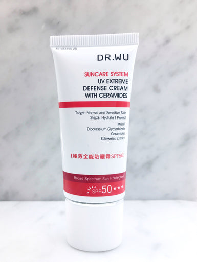40% OFF | UV Extreme Defense Cream With Ceramides SPF50