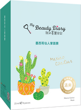 Mexico Anastatic Pore Refining Mask