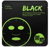 Oil Control Clarifying Black Charcoal Mask