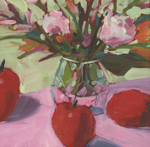 1271: Flowers and a Few Apples