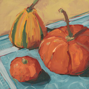 1276: Pumpkins and Gourds