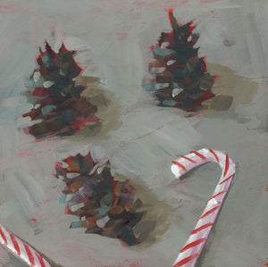 0980: Pine Cones and Peppermints