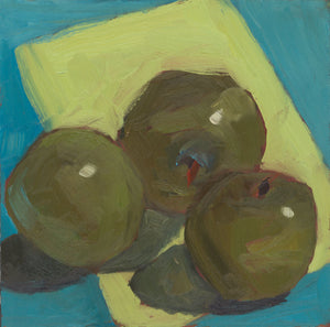1097: Three Apples, #1