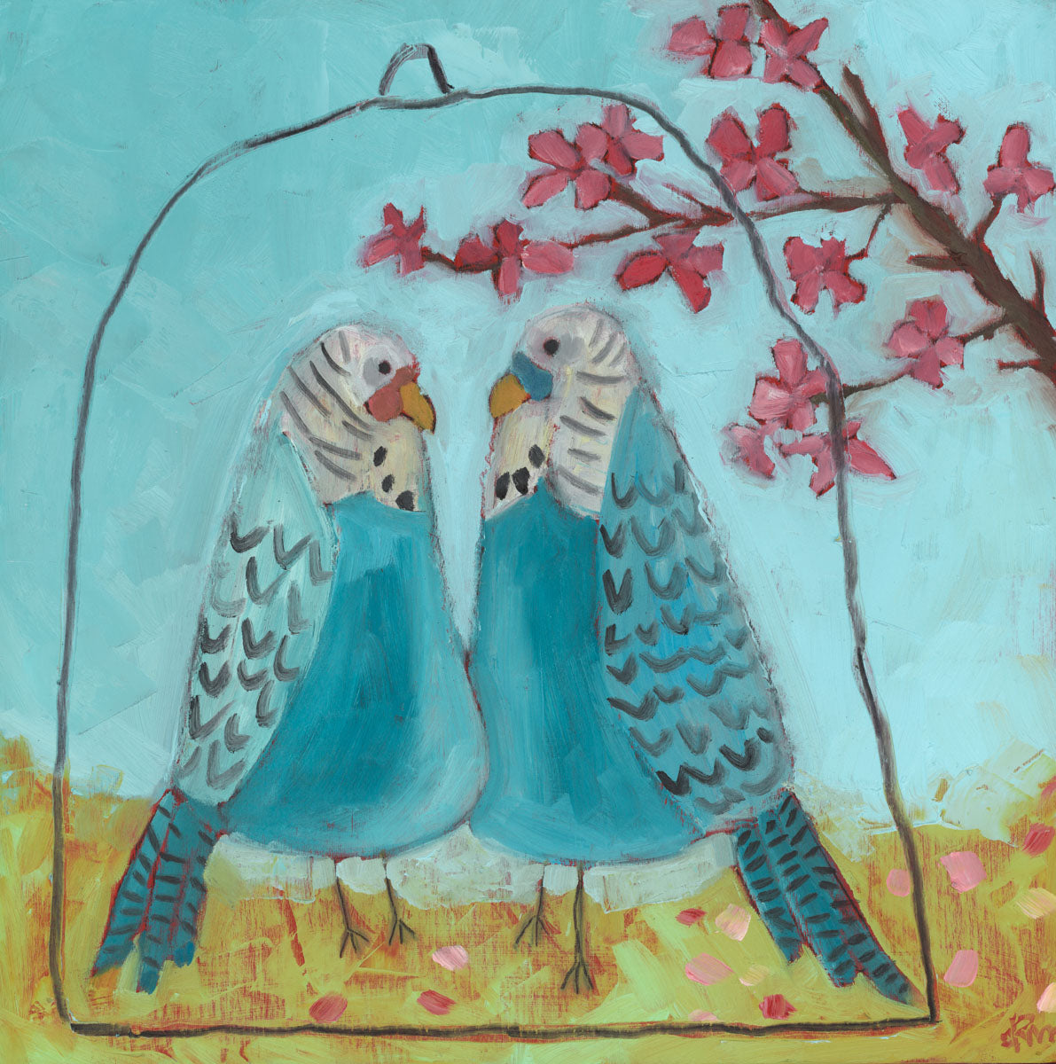 1190: Love on the Budgie