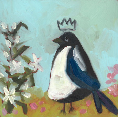 1194: Maggie, the Magpie Queen