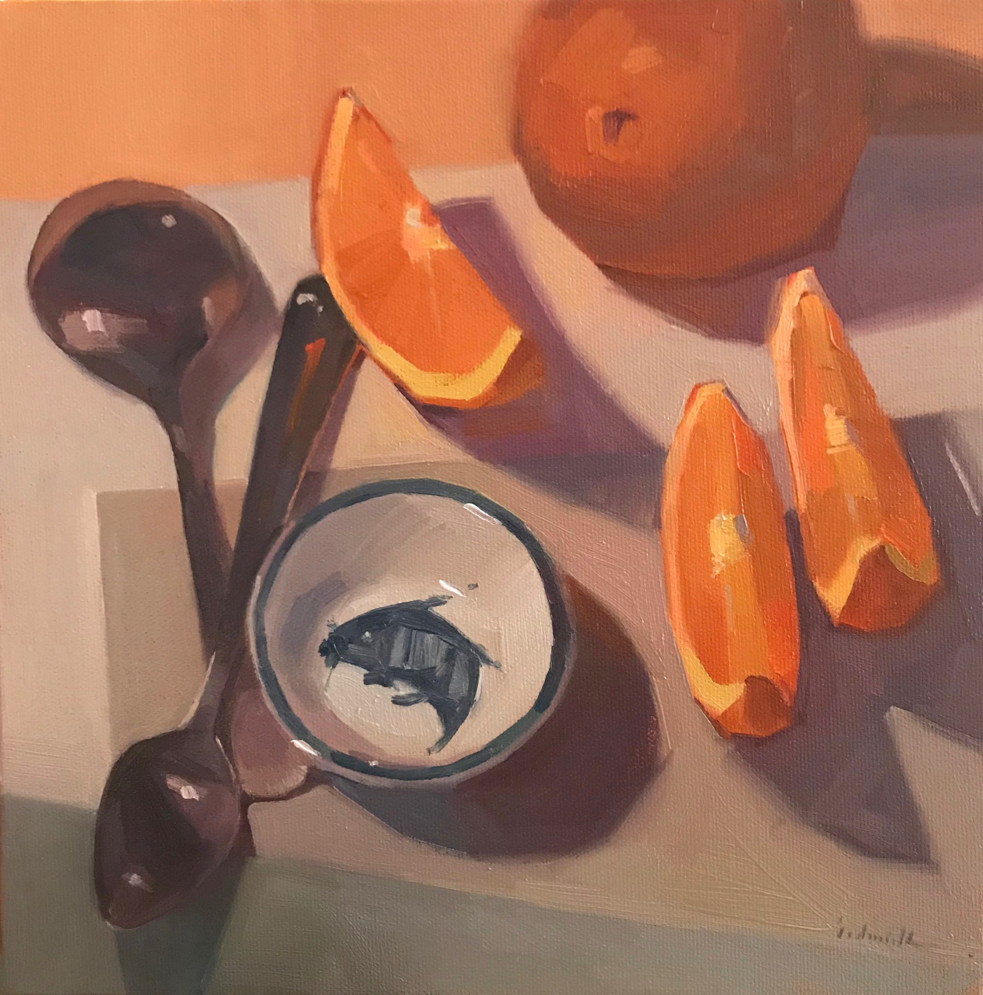 Sarah Sedwick: Painting the Dynamic Still Life Registration